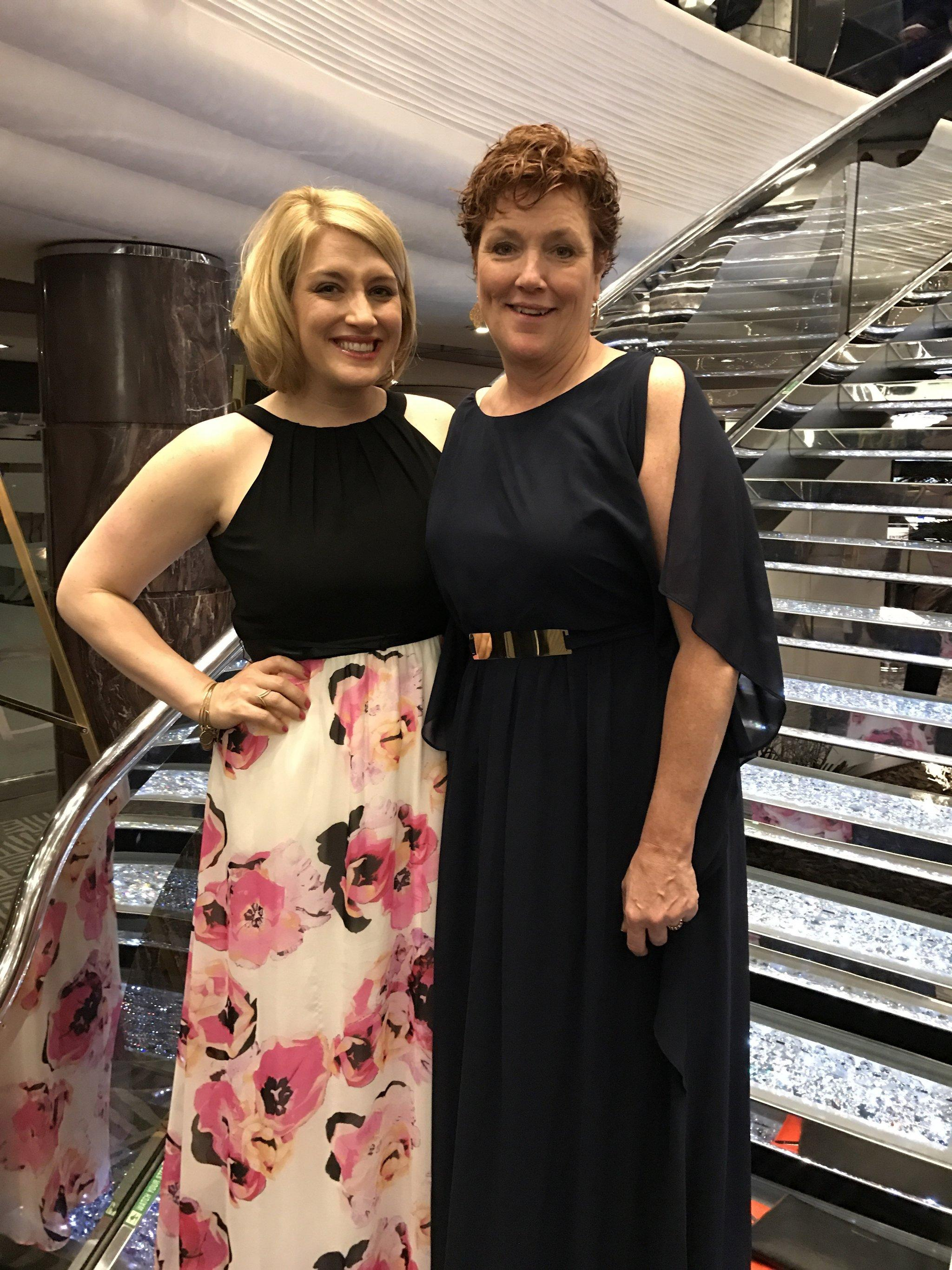 This Mother-Daughter Team Collectively Lost Over 100 Pounds ...