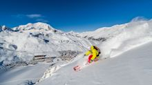 Ski train to the French Alps on sale today