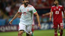 Costa fluke gives Spain crucial win over Iran