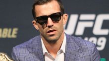 Luke Rockhold Punishes David Branch into Submission, Sends Warning to GSP