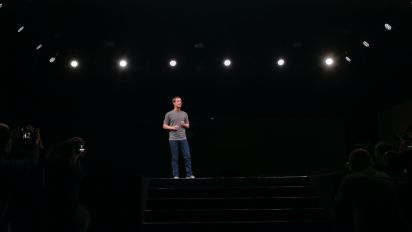 Zuckerberg breaks his silence about data leak