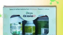Patanjali's Coronil kit available in stores across India from today: Baba Ramdev