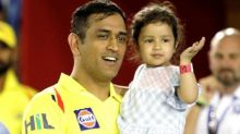 IPL 2018: Watch Ziva and Papa Dhoni's Farewell Walk in Pune