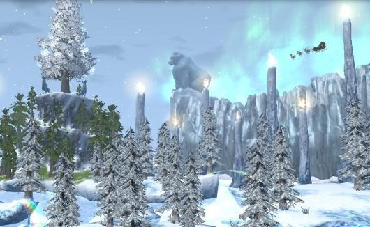 EverQuest II plans bug bash and preps Frostfell celebrations