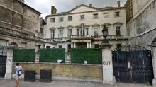 Reubens axe plan to turn private club into £250m home