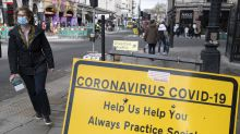 Government won't rule out increased restrictions in COVID hotspots across UK