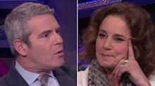 Debra Winger Shuts Down Andy Cohen in Super Awkward Interview: 'Let's Get Something Straight'