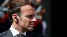 France's Macron wants EU action, sanctions over Mediterranean violations