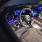 Mercedes EQS first look: The pinnacle of EV luxury