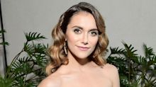 Disney Star Alyson Stoner Shares Romantic Kiss with Her Female Love Interest in Her New Music Video