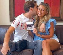 Dani Dyer pregnant: Love Island star announces she's expecting first child with Sammy Kimmence