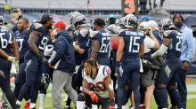 Henry, Titans rally past Texans 42-36 in OT, remain unbeaten