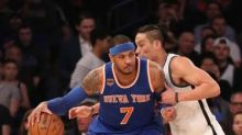Carmelo Anthony says he didn't have much consideration in reunion with Knicks