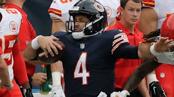 Trubisky doubtful, Daniel likely to start for Bears