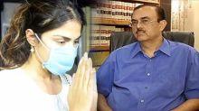 Sushant Singh Rajput's family lawyer reacts on Rhea Chakraborty drug Chat