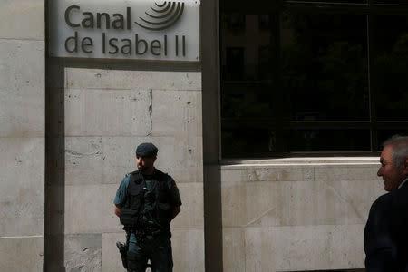 Detenido Ignacio González en una operación anticorrupción