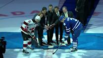2013 Hall of Fame Inductees in Toronto