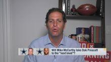 Will McCarthy take Dak to the next level?