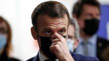 Covid-19 :Emmanuel Macron maintient l'objectif d'une réouverture à la mi-mai