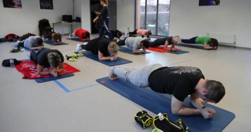 Santé - Du sport contre l'absentéisme au travail : reportage à Poissy, dans les Yvelines