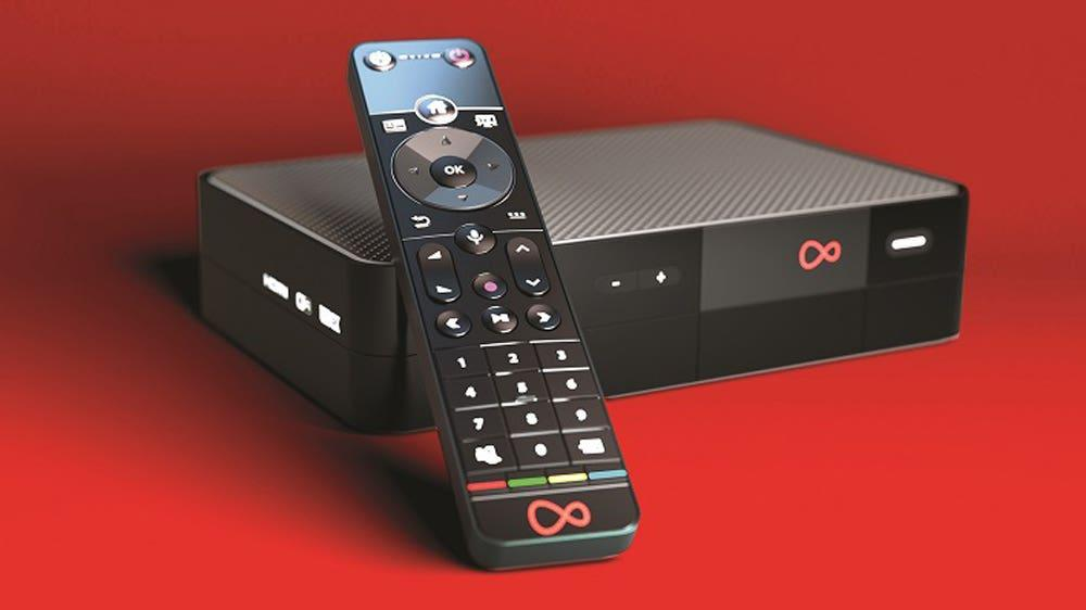 Virgin Media reveals personalised TV offering with voice-powered remote