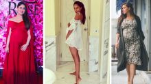 Yahoo Poll: Which celebrity nailed maternity fashion?