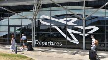 Just nine flights a week leaving London Southend Airport