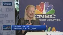 Every job will change because of technology, IBM CEO says