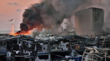 The $15 billion hit from the devastating Beirut explosion will be a gut-punch to Lebanon's hobbled economy