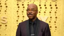 Courtney B. Vance says soldier threatening him with a bayonet during Detroit riots in the '60s was a 'defining moment'