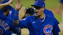 Báez hits 2 HRs, Cubs beat Tigers for 11,000th franchise win