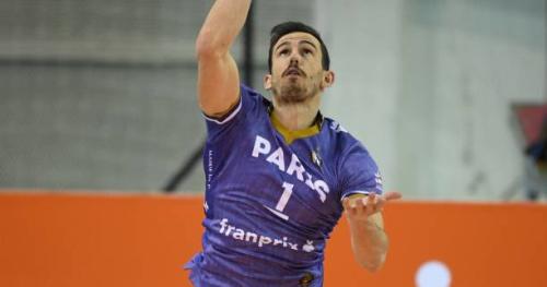Volley - Ligue A (H) - Paris doit reconstruire