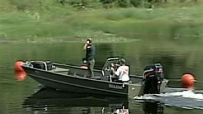 Dive Teams Focus On River In Search For Missing Girl