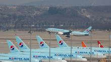 Korean Air to get up to $971 million support from state-owned banks
