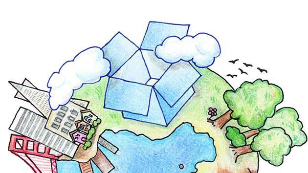 Dropbox comments help you explain your shared files