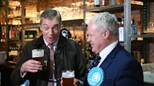 Tories Striking Election Pacts With Brexit Party Behind Boris Johnson's Back, Farage Claims
