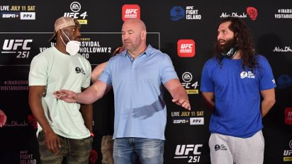 A dominant Kamaru Usman is out to prove a point in rematch vs. Jorge Masvidal