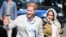 How Prince Harry's mixed up his look for the South Africa royal tour