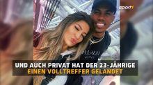 Gabriel vom FC Arsenal: Fans freuen sich über Freundin Gabrielle Figueiredo