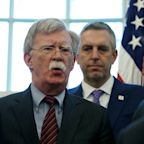 Trump says he doesn't want John Bolton to testify in his impeachment trial because 'he knows some of my thoughts'