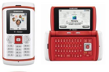 Samsung Comeback, Gravity 2 carry on the QWERTY legacy on T-Mobile