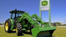 Deere to Bank on Construction Demand Till Agriculture Picks Up