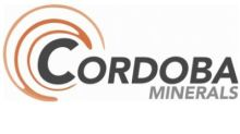 Cordoba Minerals Announces Exercise of Warrants by High Power Exploration for Gross Proceeds of $1.64 Million