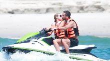 Sofia Richie Shares Steamy Kiss With Scott Disick in Mexico, Calls Kourtney Kardashian's Ex Her 'Boyfriend'