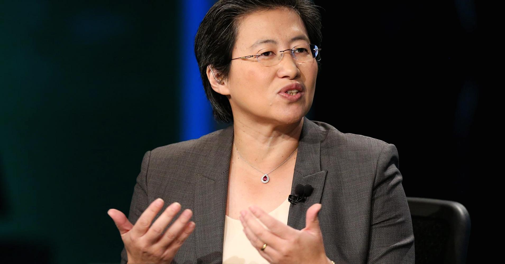 AMD CEO: Our processors are more affordable than Intel's