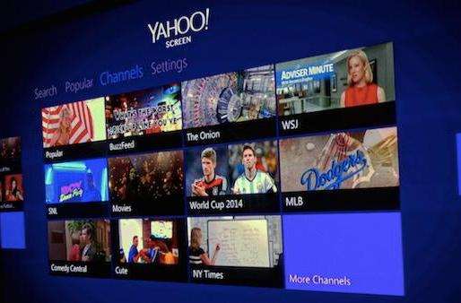 Yahoo Screen's Xbox 360 app will bring 'Community' back to your TV