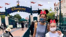 No queues – but 21,000 litres of hand sanitiser: Disneyland Paris reopens to tourists