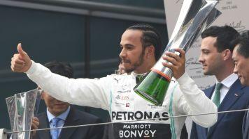 Hamilton (Mercedes) gana el Gran Premio de Fórmula 1 de China