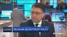 Department of Justice's antitrust chief on regulating big...