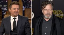 Jeremy Renner Thought Mark Hamill Was a Homeless Person